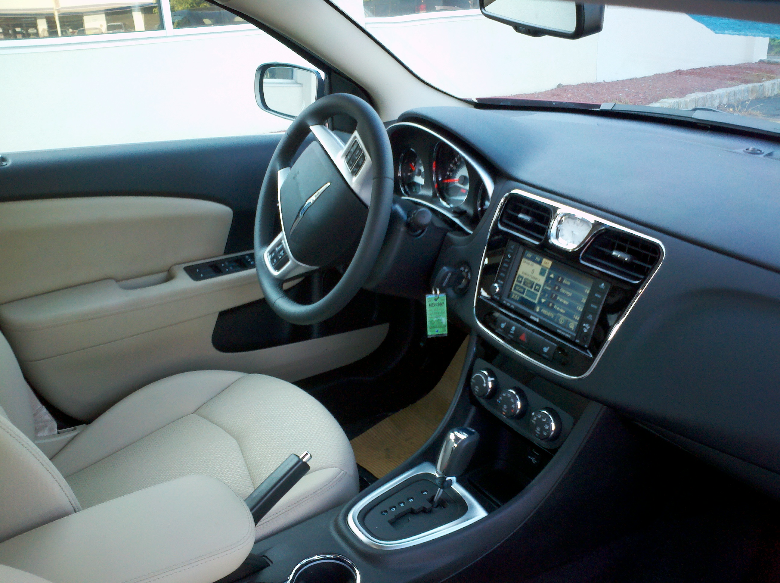 Test Driven Chrysler 200 Mind Over Motor