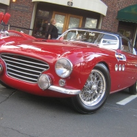 1950 Abarth 205 at the Scarsdale Concours