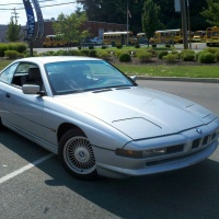 Test Driven: 1997 BMW 840Ci