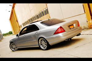 Secondhand Saint: Mercedes-Benz S55 AMG, S65 AMG, S600 (2003-2006)