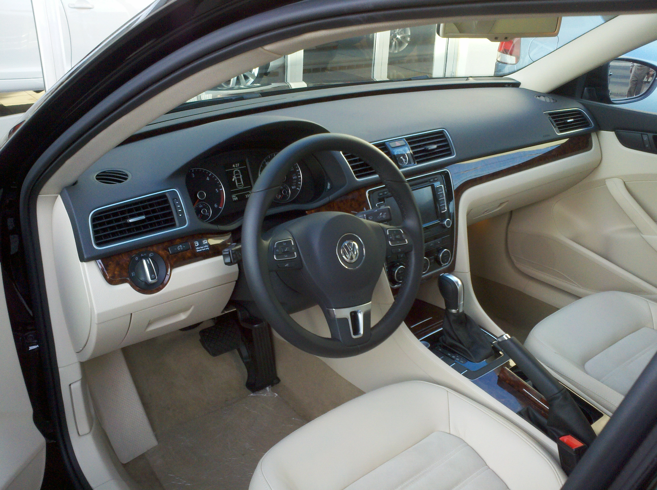 vw volkswagen cars the interior review truth cc about