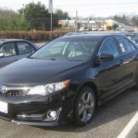 Test Driven: 2012 Toyota Camry SE V6