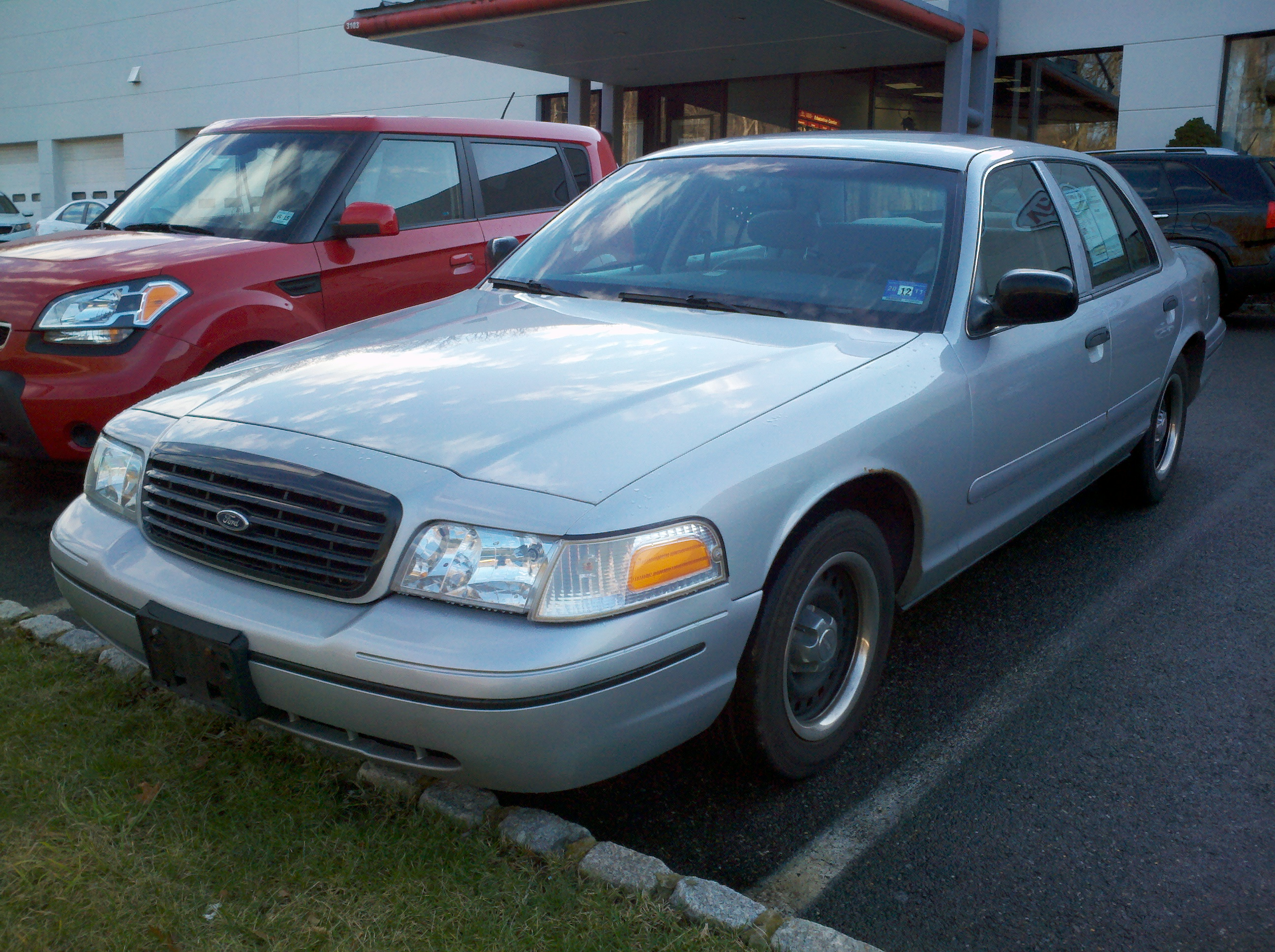 Test Driven: 2000 Ford Crown Victoria Police Interceptor | Mind Over ...