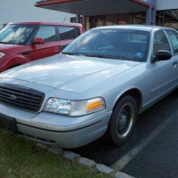Test Driven: 2000 Ford Crown Victoria Police Interceptor