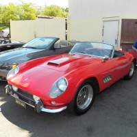 Spotted!  1959 Ferrari 250GT California Spyder LWB, Greenwich, CT