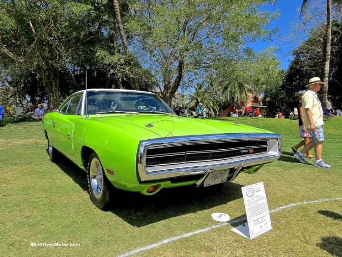 1970 Dodge Charger R:T Front 2