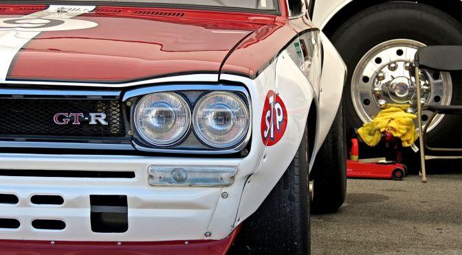 1971 Nissan Skyline 2000GT-R Hakosuka Race Car