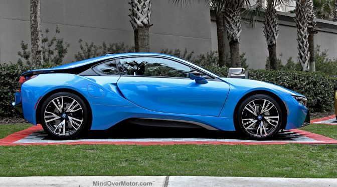 The BMW i8 is Proof of Progress, and I Love It!