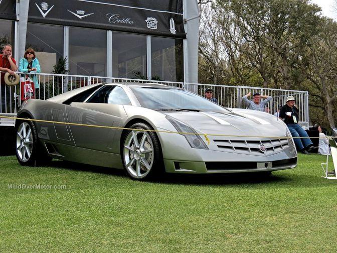 Cadillac Cien Supercar Concept