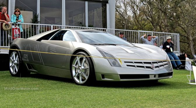 The Cien Concept, and Why Cadillac Desperately Needs An Exotic Halo Car