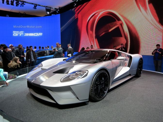 Our Highlights From the 2015 New York International Auto Show
