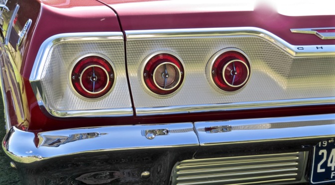 1963 Chevrolet Impala SS 409 Hardtop at the 2015 Boca Raton Concours