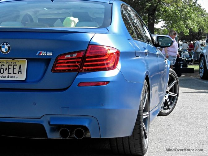 BMW M5 F10 Review 2