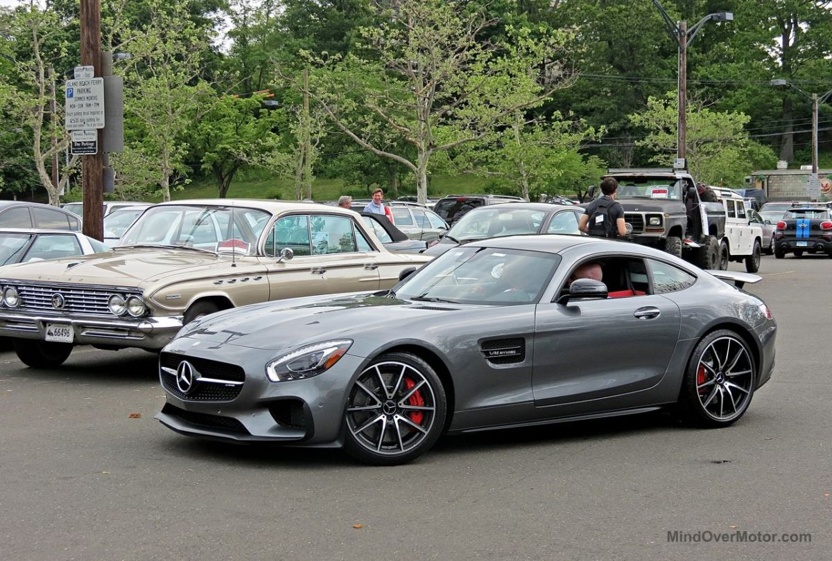 Mercedes AMG GT-S Spotted in Greenwich, CT | Mind Over Motor