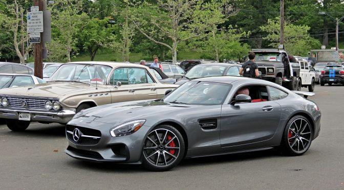 Mercedes AMG GT-S Greenwich CT