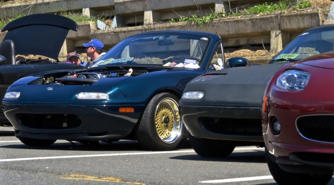 A small selection of photos from the NJ Miatas Spring Meet.