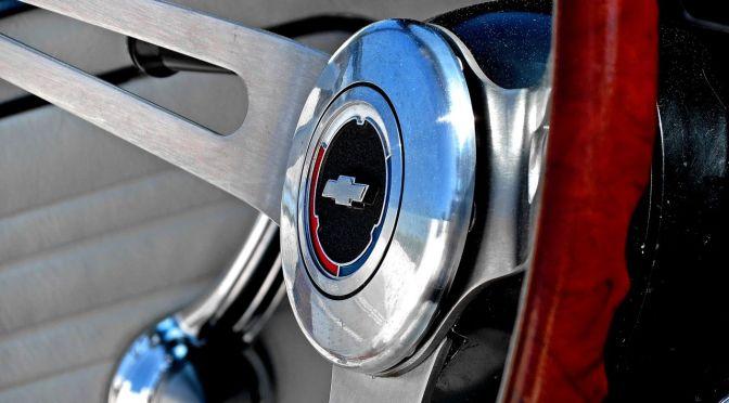 Greenwich Chevrolet Camaro Steering Wheel