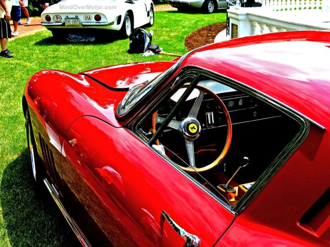Hershey Elegance 2 Ferrari 275 GTB Wheel
