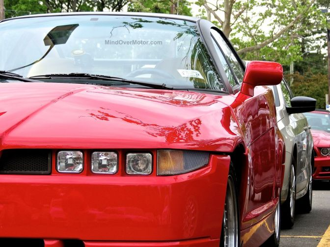 Alfa Romeo SZ Greenwich 3