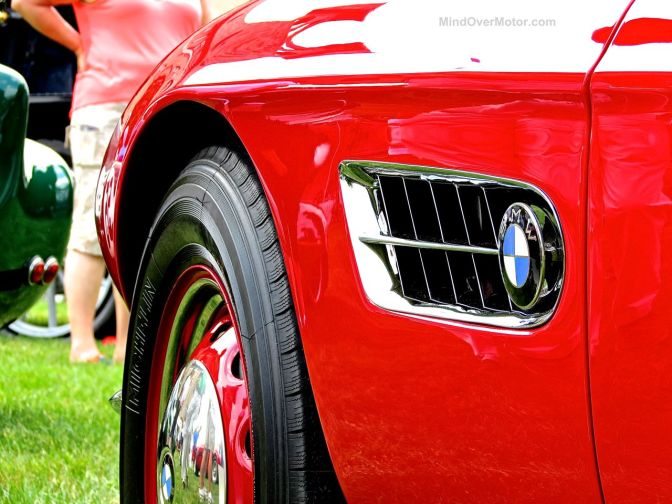 BMW 507 at The Elegance at Hershey