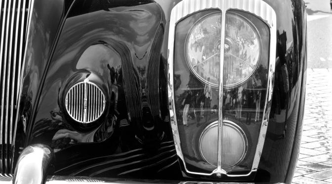 """1948 Daimler """"Green Goddess"""" DE36–Best of Show at Hershey, 2015"""