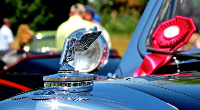 1947 Bentley Mk6 Convertible by Franay at The Concours of America
