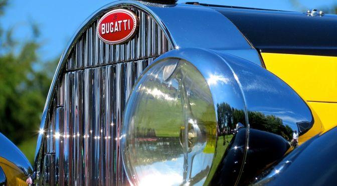 Bugatti Type 57 Concours Of America 4