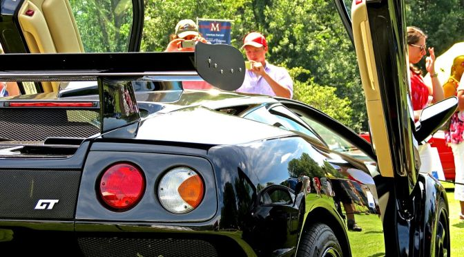 Lamborghini Diablo GT Concours of America 4