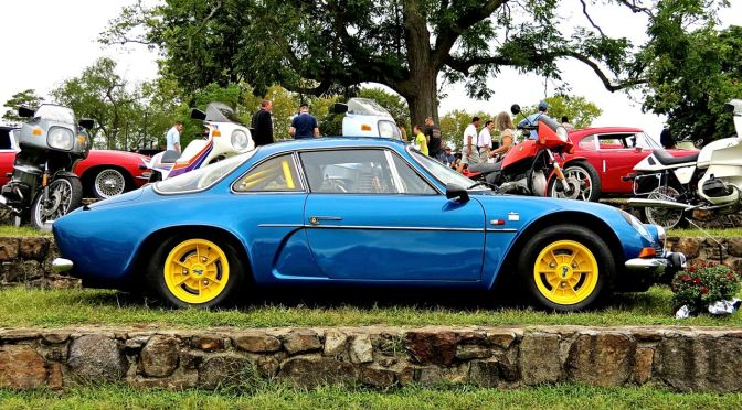 HIGHLIGHTS FROM THE 2015 RADNOR HUNT CONCOURS D'ELEGANCE: PART 2