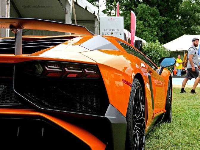 Lamborghini Aventador LP-750 SV Radnor Hunt 6