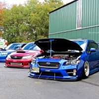 Subaru Highlights From First Class Fitment