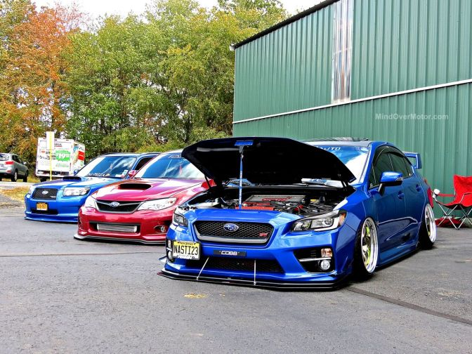 First Class Fitment Subaru Turbo Lineup