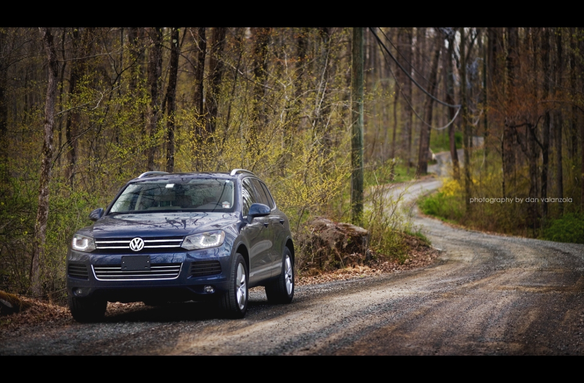 Volkswagen Touareg Tdi The Dieselgate Review Mind Over