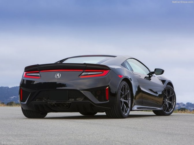 Why the 2016 Acura NSX is Too Expensive