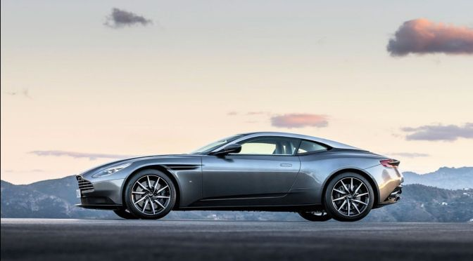 The Aston Martin DB11 is WOW!