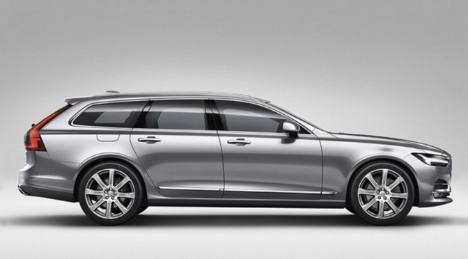 Is the new 2017 Volvo V90 the Ultimate Daily Driver?
