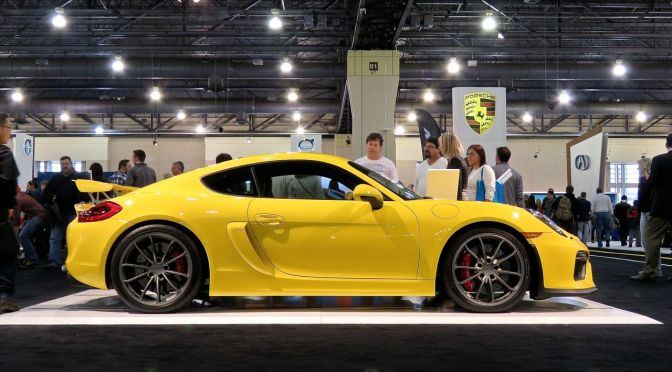 Highlights from the 2016 Philadelphia Auto Show