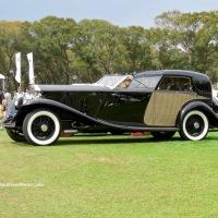 1930 Rolls-Royce Phantom II, 2016 Amelia Island Best of Show, Concours d'Elegance