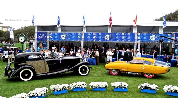 2016 Amelia Island Concours d'Elegance Gallery 1