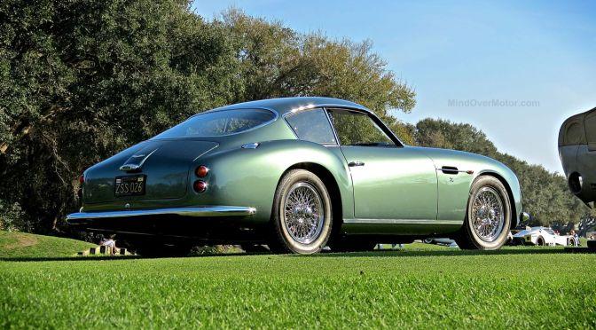 Aston Martin DB4 GT Zagato at Amelia Island