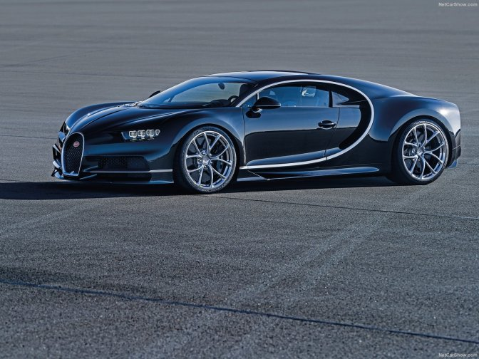 An Honest Take on the Bugatti Chiron