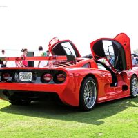 Mosler MT900S at Festivals of Speed, Amelia Island