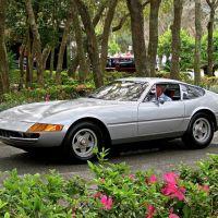 Ferrari 365 GTB/4 Daytona Spotted on Amelia Island