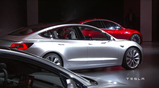 The Tesla Model 3 looks promising if promises are kept