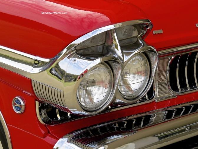 1957 Mercury Turnpike Cruiser at the 2016 Hollywood Wheels Auction, Amelia Island