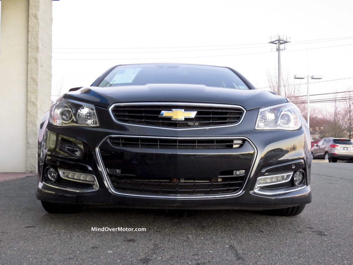 Ford Taurus SHO vs Chevrolet SS, Head To Head