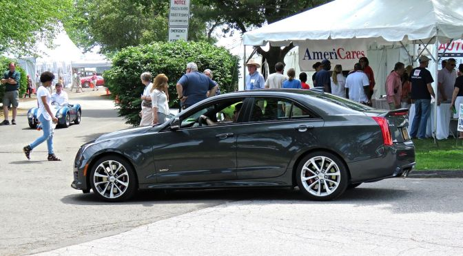 Cadillac ATS-V Review: Still GM, for better and worse