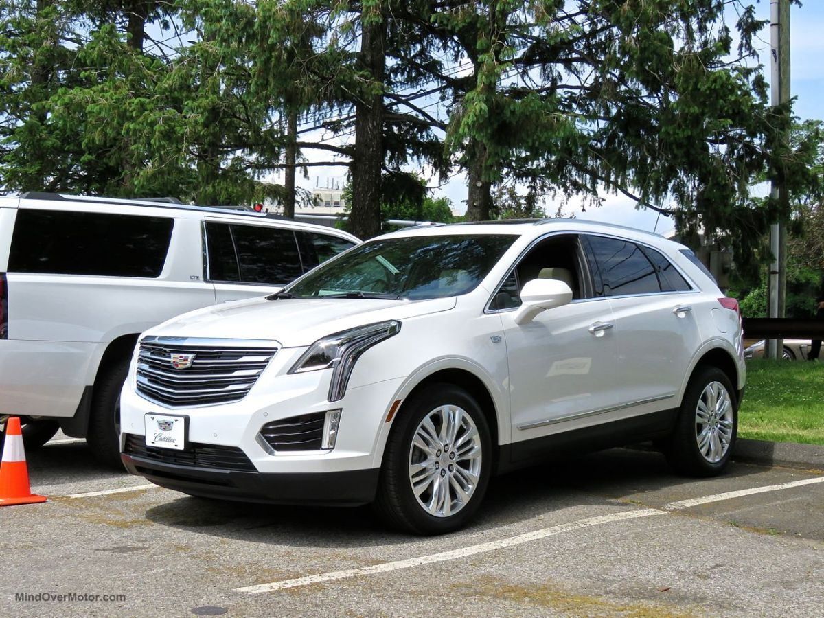 cadillac xt5 review the cadillac of toasters mind over motor. Black Bedroom Furniture Sets. Home Design Ideas