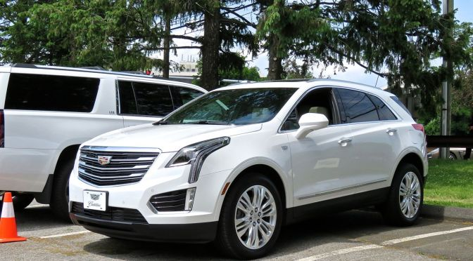 Cadillac XT5 Review: The Cadillac of Toasters