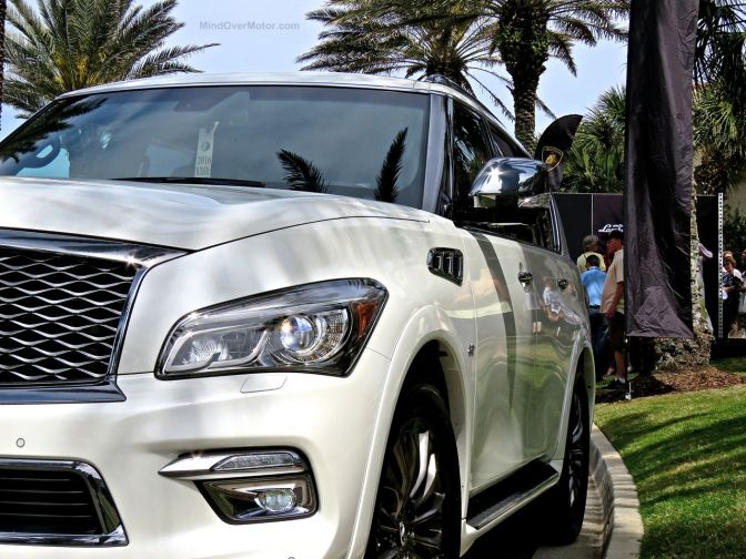 Infiniti QX80 Limited Review: The Plush Utility Vehicle